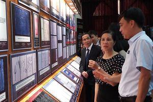 Công bố 50 di sản lưu trữ quốc gia về quan hệ hợp tác Việt Nam - Nhật Bản