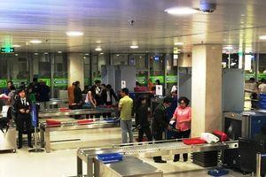 Cấm bay 12 tháng đối với hành khách dọa có bom trong hành lý