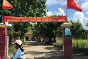 Qung Ngãi:Phát hin khó tin v Phó Ch tch UBND xã dùng bng gi