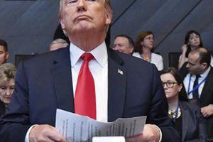 Donald Trump bất ngờ trừng phạt Nga