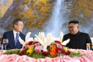 Thế giới hoan nghênh kết quả của hội nghị thượng đỉnh liên Triều