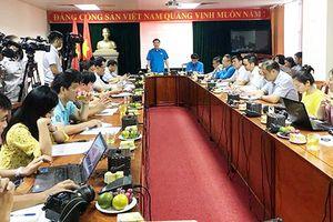 Công đoàn Việt Nam tổ chức đại hội bầu ban chấp hành nhiệm kỳ 2018-2023