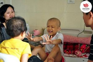 Hành trình từ thiện 'Trái tim cho em'