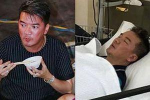 Đàm Vĩnh Hưng nhập viện vì kiệt sức khi lưu diễn