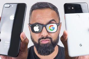 iPhone XS chụp ảnh thua điện thoại cũ Pixel 2?