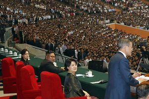 Tổng thống Moon Jae In nói gì trước 150.0000 người dân Bình Nhưỡng?