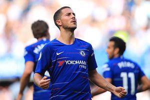 Hazard xin nghỉ đá Chelsea vì... quá mệt