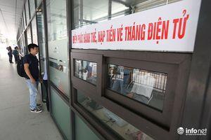 Hà Nội: Hoàn thiện hệ thống bán vé tự động cho tuyến buýt BRT