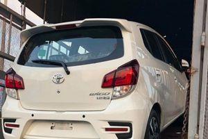 Ô tô giá r Toyota Wigo bt ng xut hin trên ph có gì c bit?