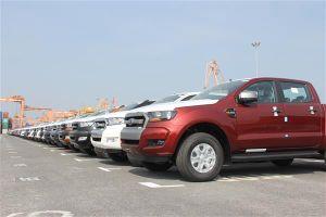 Hải quan Hải Phòng: 10% nguồn thu thuế từ ô tô nhập khẩu