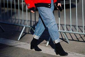 'Tất tần tật' bí kíp mix ankle boots với quần jeans siêu sành điệu và hay ho nàng không thể bỏ qua