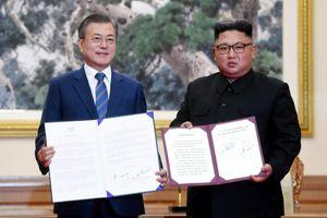 Kết thúc thượng đỉnh liên Triều: Mỹ sẵn sàng khôi phục đàm phán phi hạt nhân hóa