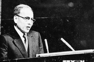 Những dấu mốc trong chặng đường 41 năm Việt Nam gia nhập LHQ