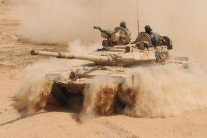 Quân đội Syria chiếm khu vực cấp nước cuối cùng của IS, phiến quân phát hoảng