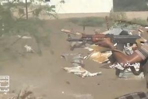 Chiến binh Houthi đánh bại liên quân Ả rập, phá hủy nhiều xe bọc thép