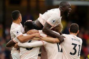 Pogba rực sáng, MU đè bẹp Young Boys tại Champions League