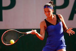 'Bông hồng lai' gia nhập làng quần vợt Việt, đặt mục tiêu lớn