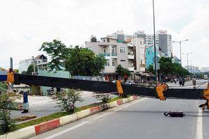 Vụ cần cẩu sập trên đường Phạm Văn Đồng: Phát hiện công trình xây dựng không phép