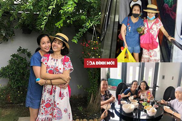MC Ốc Thanh Vân tiết lộ tình trạng sức khỏe hiện tại của Mai Phương sau khi xuất viện