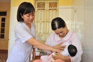 8 lợi ích tuyệt vời khi nuôi con bằng sữa mẹ