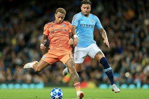Toàn cảnh Man City 1-2 Lyon: Cú sốc trên sân Etihad