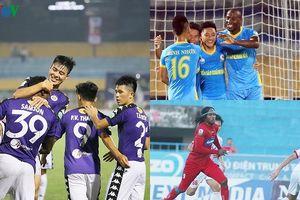 BXH V-League 2018: Hà Nội FC đạt số điểm kỷ lục