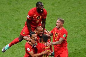 Top 10 bảng xếp hạng FIFA tháng 9: Bỉ trở lại ngôi vị số 1 thế giới
