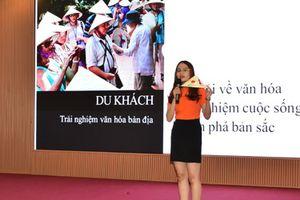 Chung kết Cuộc thi Khởi nghiệp đổi mới sáng tạo tỉnh Thừa Thiên Huế năm 2018