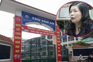 Sĩ số lớp học quá đông ở Hà Nội, Phòng GD-ĐT quận Hoàng Mai đề xuất nâng tầng trường cũ