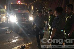 Hai tài xế hỗn chiến khiến một người tử vong, một người bị thương