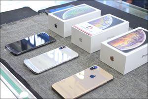iPhone Xs Max đầu tiên về Việt Nam được bán giá 32 triệu đồng và 79 triệu đồng
