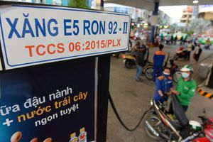 Hoàn thuế Tiêu thụ đặc biệt cho DN kinh doanh xăng E5: Bất hợp lý