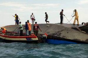 Chìm phà ở Tanzania, hàng chục người thiệt mạng