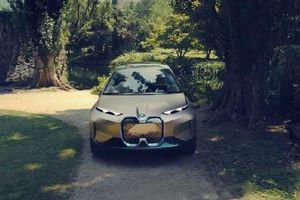 BMW Vision iNex mẫu xe thuần điện của tương lai có giá hơn 2 tỷ đồng