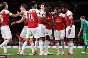 Kết quả Europa League: Chelsea, Arsenal trọn niềm vui tại Europa League
