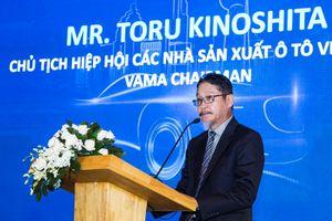 CEO Toyota Việt Nam nói về mục tiêu nội địa hóa ô tô