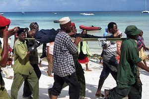 Chìm phà tại Tanzania, ít nhất 42 người chết đuối