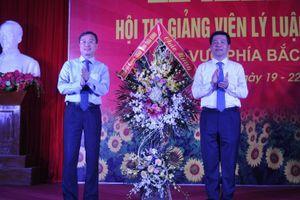 Ban Tuyên giáo Trung ương tổ chức Hội thi giảng viên lý luận chính trị giỏi 25 tỉnh, thành phố