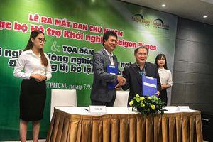 Sihub hợp tác với Saigon Times truyền thông thông tin khởi nghiệp