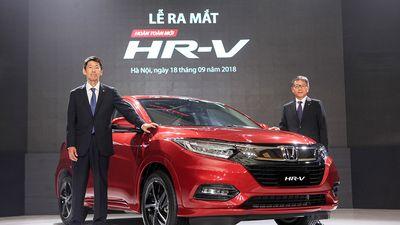 nh Honda HR-V - bn cao nht hn Ford Ecosport 182 triu
