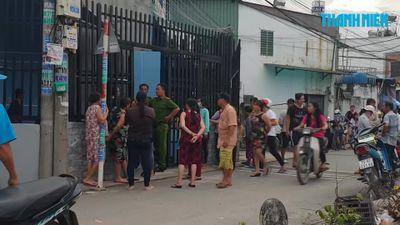 Vợ chết, chồng bị thương trong căn nhà ở TP.HCM