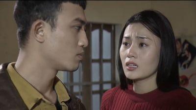 'Quỳnh búp bê' tập 12: Quỳnh van xin Cảnh đưa hai mẹ con cô đi trốn