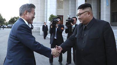 Kim Jong Un, TT Moon hội đàm lần hai tại Bình Nhưỡng