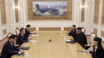 Lãnh đạo liên Triều hội đàm lần hai tại Bình Nhưỡng