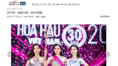 Tân Hoa hậu Việt Nam được dự đoán sẽ lot vào Top 5 Miss World 2018