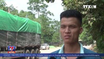 Quốc lộ 70 Yên Bái - Lào Cai có nguy cơ quá tải