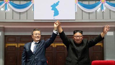 Tổng thống Hàn Quốc tại Thượng đỉnh thành công ở Bình Nhưỡng
