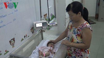Cứu sống cánh tay bị hoại tử nặng của bệnh nhi sinh non