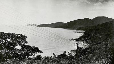 Ảnh cực hiếm về đèo Hải Vân một thế kỷ trước
