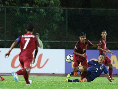 Vòng chung kết U16 châu Á 2018 chính thức khởi tranh với các trận đấu ở bảng A.